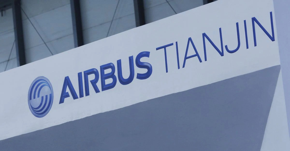 Airbus delivers first A350 jet from Chinese completion plant