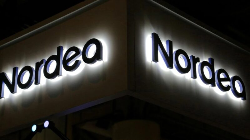 Nordea profit up on business boom despite rise in costs