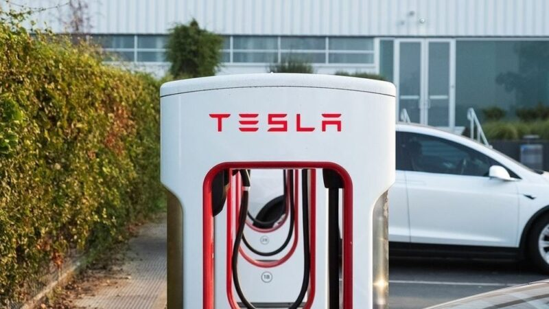How Tesla will open up its Superchargers to other EVs